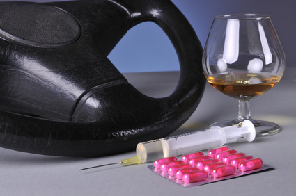 Alkohol, Drogen und Medikamente
